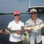 tampa anglers with sea trout