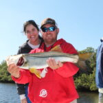 a tampa fisherman with snook