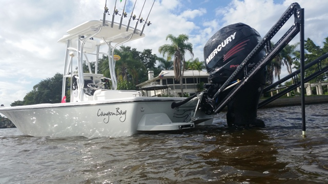 the charter boat in tampa bay